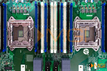 Load image into Gallery viewer, 812907-001 HP MOTHERBOARD FOR HPE PROLIANT DL560 G9 PROCESSOR VIEW