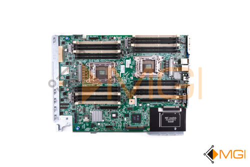 677046-001 HP SYSTEM BOARD FOR PROLIANT DL160 G8 FRONT VIEW