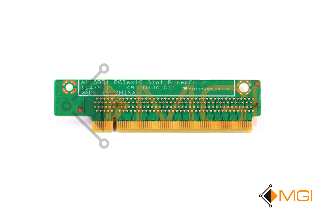 671323-001 HP PCIE RISER BOARD WITH X16 CONNECTOR FRONT VIEW