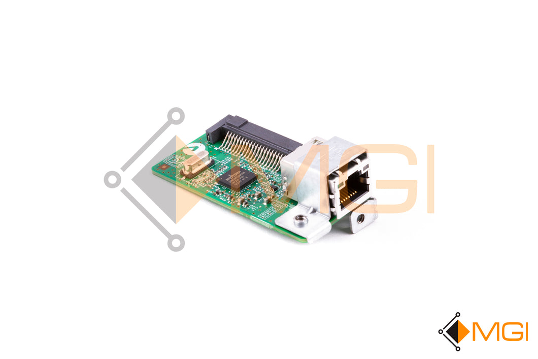 671307-001 HP DEDICATED iLO PORT BOARD FOR PROLIANT DL320e G8 FRONT VIEW