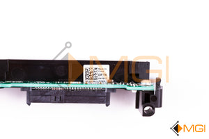 W3N15 DELL HARD DRIVE BACKPLANE 2.5 INCH SFF 2 BAY SAS FOR DELL POWEREDGE M630 DETAIL VIEW