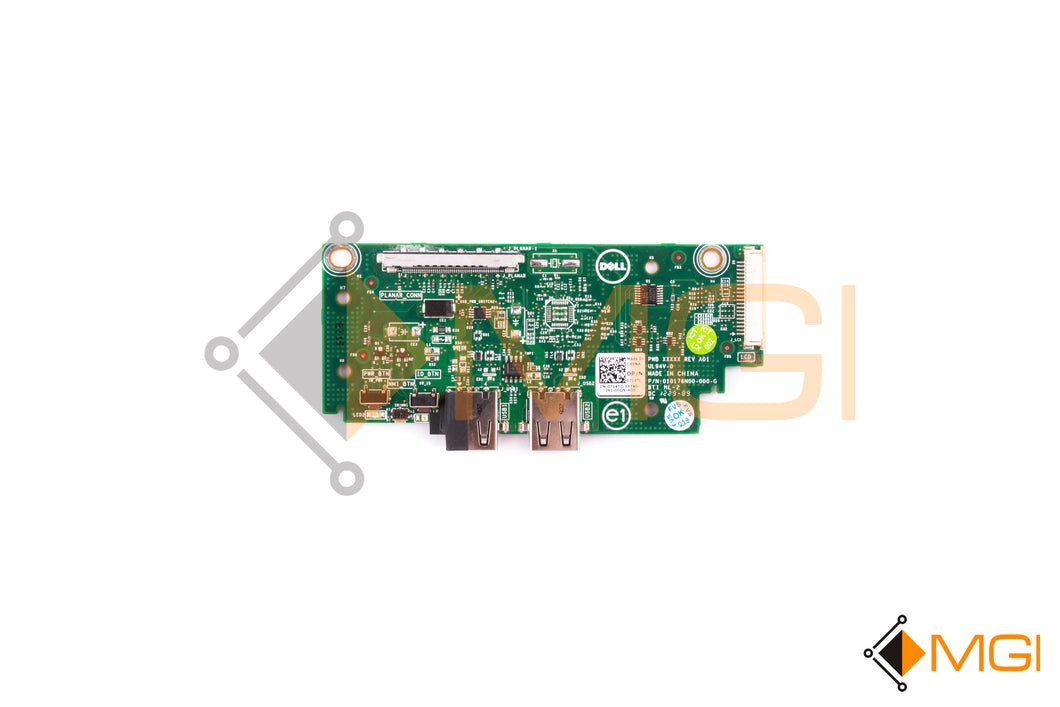 714TC DELL CONTROL PANEL ASSY R420 FRONT VIEW