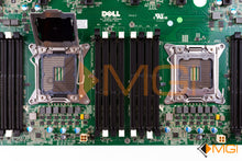 Load image into Gallery viewer, MGYR2 DELL PRECISION R7610 SYSTEM BOARD PROCESSOR VIEW
