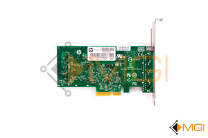 649871-001 HP ETHERNET 1GB 4-PORT 331T ADAPTER BOTTOM VIEW