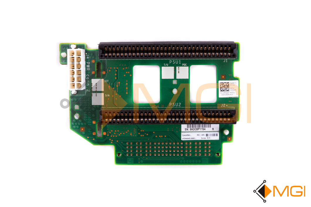 PP3D5 DELL POWER DISTRIBUTION BOARD FRONT VIEW