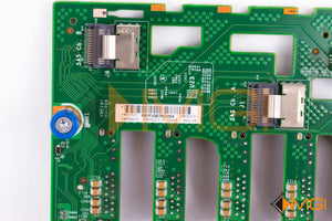 638929-001 HP ML350 G8 6*LFF HOT-PLUG HDD BACKPLANE BOARD DETAIL VIEW