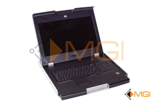 612371-001 HP TFT7600 G2 KVM CONSOLE MONITOR FRONT VIEW
