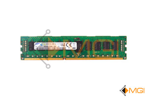 M393B5273DH0-YH9 SAMSUNG 4GB 2Rx8 PC3L-10600R MEMORY MODULE FRONT VIEW