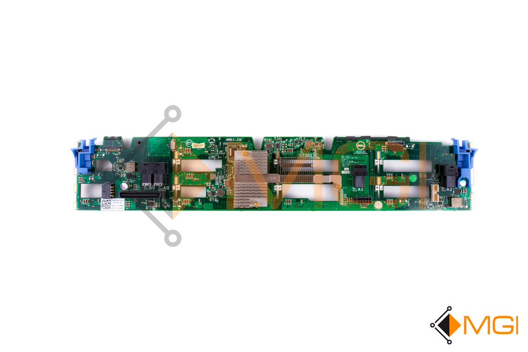 CDVF9 DELL 12 X 3.5'' LFF HDD BACKPLANE FOR POWEREDGE R730XD SERVER FRONT VIEW