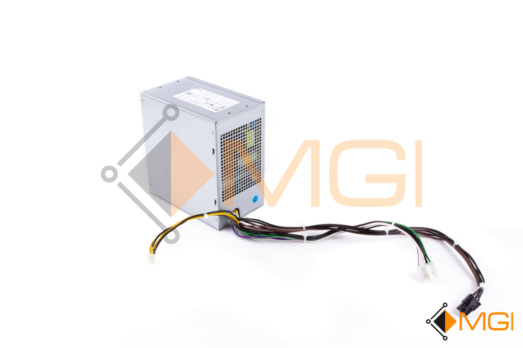 7VK45 DELL 365W POWER SUPPLY PSU 80 PLUS GOLD FOR PRECISION T1700 FRONT VIEW