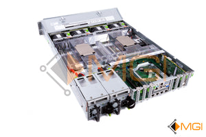 ORACLE X5-2L CTO SERVER REAR VIEW