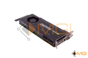 R93GX DELL NVIDIA QUADRO K5200 VIDEO GRAPHICS CARD 8GB FRONT VIEW