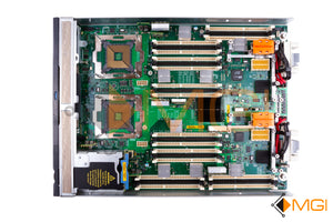 AM377-2001A HP INTEGRITY BL860c i4 SERVER BLADE TOP VIEW OPEN