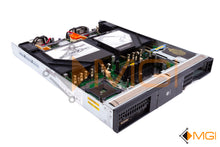 Load image into Gallery viewer, AD399-2001E HP INTEGRITY BL860C I2 SERVER BLADE OPEN FRONT VIEW W/ TRAY