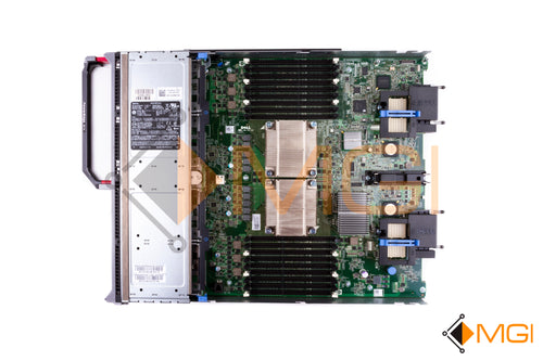DELL POWEREDGE M710 CTO TOP VIEW