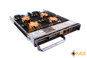 DELL POWEREDGE M820 CTO BLADE SERVER FRONT VIEW OPEN