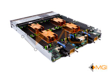 Load image into Gallery viewer, DELL POWEREDGE M820 CTO BLADE SERVER REAR VIEW OPEN