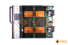 Load image into Gallery viewer, DELL POWEREDGE M820 CTO BLADE SERVER TOP VIEW