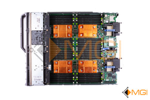 DELL POWEREDGE M820 CTO BLADE SERVER TOP VIEW