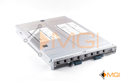 CISCO B440 M2 BLADE CTO CHASSIS UCS B440 M2 FRONT VIEW
