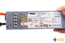 Load image into Gallery viewer, J38MN DELL PER610 502W POWER SUPPLY DETAIL VIEW
