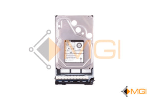 "1MVTT DELL 4TB 7.2K 3.5"" 12GBPS SAS HDD R TRAY FRONT VIEW"