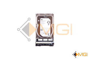 "THGNN DELL 4TB 7.2K ES.3 LFF 3.5"" 6Gb/s 128MB SATA HDD FRONT VIEW"