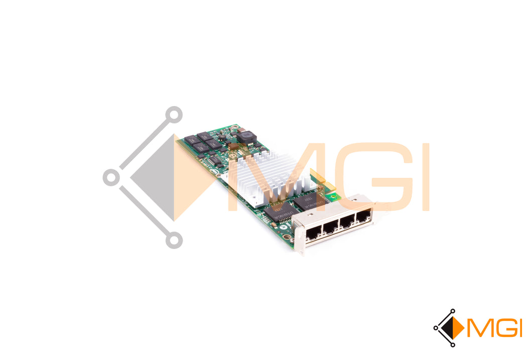 7054739 SUN ORACLE PCI-E QUAD GIGABIT ETHERNET FRONT VIEW