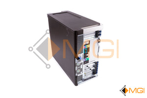 DELL PRECISION T7600 TOWER CTO REAR VIEW