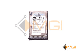"HP 300GB 10K 6G 2.5"" DP SAS HARD DRIVE 653955-001"