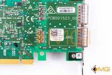 Load image into Gallery viewer, HWTYK DELL MELLANOX CX-4 DUAL PORT 100G PCIE QSF ETHERNET NETWORK CARD DETAIL VIEW