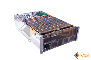 DELL POWEREDGE R910 4 BAY SFF FRONT VIEW OPEN