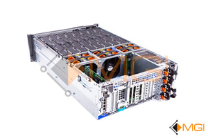 DELL POWEREDGE R910 4 BAY SFF REAR VIEW