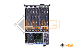 R910 DELL POWEREDGE 4 BAY SFF TOP VIEW