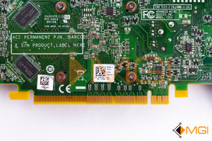 7W12P DELL AMD RADEON HD8490 VIDEO CARD DETAIL VIEW
