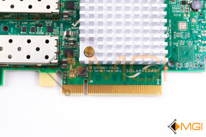 SF329-9021-R7 SOLARFLARE DUAL PORT 10GBE ENTERPRISE SERVER ADAPTER DETAIL VIEW
