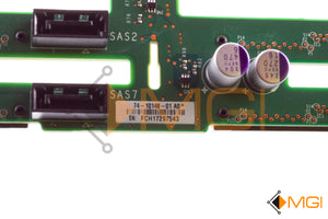 74-10148-01 CISCO VCS C220 M3 E BAY SFF HDD BACKPLANE DETAIL VIEW
