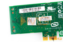 Load image into Gallery viewer, 9RJTC DELL BROADCOM 5722 1GBE PCI-E SINGLE PORT NETWORK CARD DETAIL VIEW