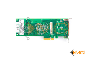 458491-001 HP PCI-E ETHERNET CARD DUAL PORT RJ-45 NC382T BOTTOM VIEW