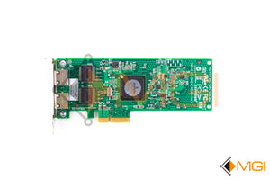 458491-001 HP PCI-E ETHERNET CARD DUAL PORT RJ-45 NC382T TOP VIEW