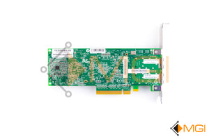 697890-001 HP STORAGEWORKS 82E 8Gb DUAL-PORT PCI-E FC HBA EMULEX BOTTOM VIEW