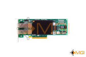 697890-001 HP 82E 8GB DUAL-PORT PCI-E FC HBA TOP VIEW