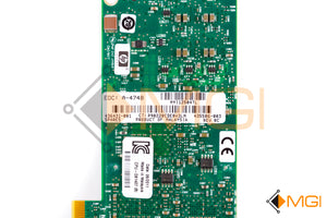 436431-001 HP NC364T PCI-E 4-PORT GIGABIT SERVER ADAPTER DETAIL VIEW