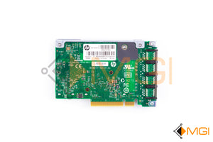 634025-001 HP ETHERNET CARD 1GB 4P 331FLR BOTTOM VIEW