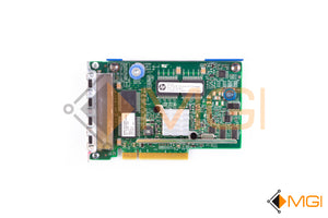 634025-001 HP ETHERNET CARD 1GB 4P 331FLR TOP VIEW