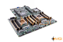 Load image into Gallery viewer, 662530-001 HP PROLIANT DL380 G8 SYSTEM BOARD W/O CAGE BACK VIEW
