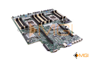 662530-001 HP PROLIANT DL380 G8 SYSTEM BOARD W/O CAGE FRONT VIEW