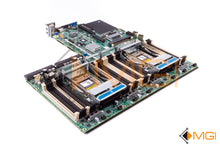 Load image into Gallery viewer, 718781-001 HP PROLIANT DL360P G8 SYSTEM BOARD BACK VIEW