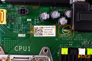 NHNHP DELL PRECISION R7910 WORKSTATION SYSTEM BOARD DETAIL VIEW
