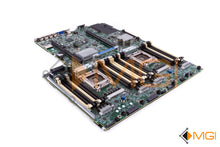 Load image into Gallery viewer, 732143-001 HP DL380P G8 V2 SYSTEM BOARD FRONT VIEW